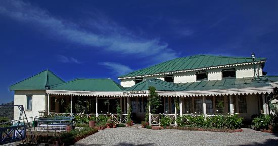 Hotel Padmini Nivas: Front View