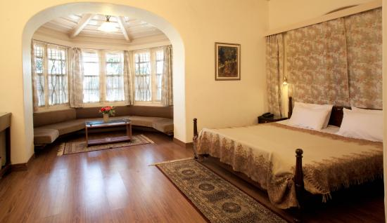 Hotel Padmini Nivas: Deluxe Room