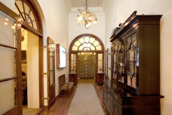 Hotel Padmini Nivas: Interior