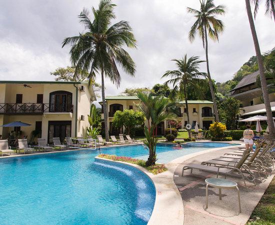 Hotel Club del Mar, hoteles en Jaco