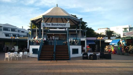 The Bandstand Cafe Bar