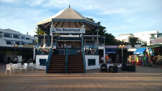 The Bandstand Cafe Bar