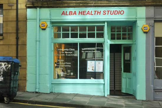 Alba Health Studio Community Project