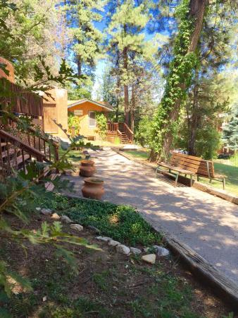 Canyon Creek Lodge: Cottage