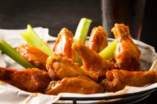 Billy's Sports Grill: Billy's Award Winning Wings are big jumbo wings with a traditional wing sauce. They are amazing!