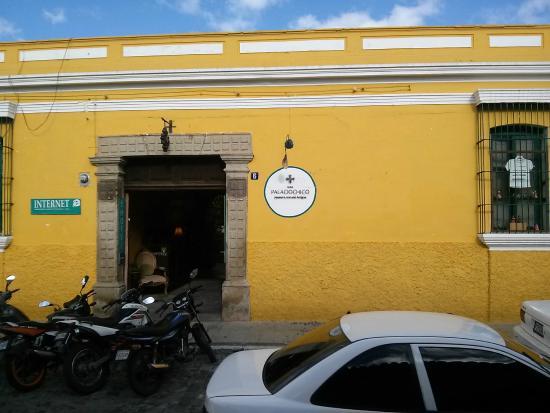 Hotel Palacio Chico 1850: Fachada exterior Palacio Chico 1850