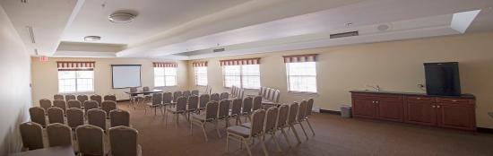 Amsterdam Inn Quispamsis: Conference/Banquet Room