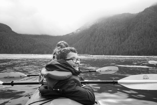 Clayoquot Sound, Canada: Sea kayaking