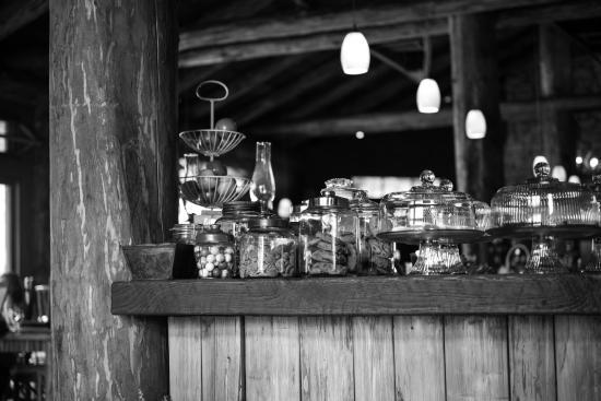 Clayoquot Sound, كندا: Cookies...