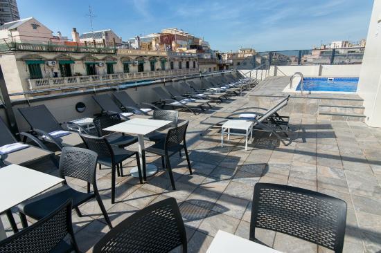 Terraza Solarium Picture Of Sunotel Club Central