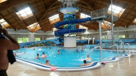 Thermal Spa Aquae Vivae: Spettacolare