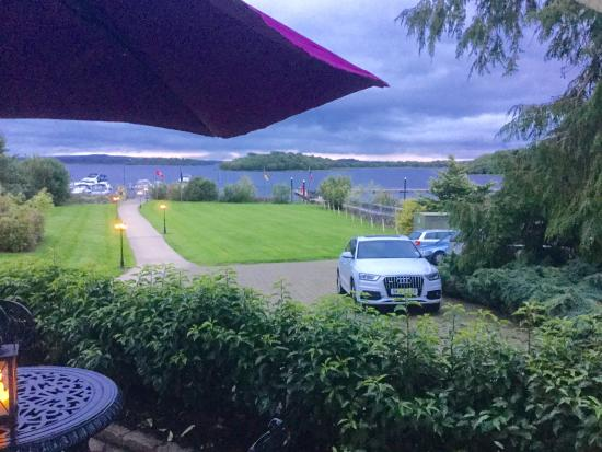 Knockninny Country House & Marina: view from room