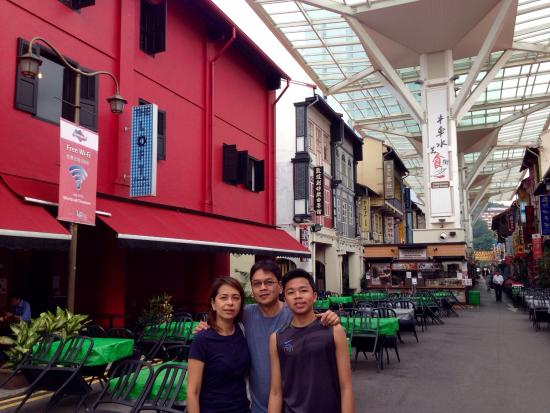 f769b5b9e778 Royal Hostel Singapore  Cleanest Hostel and Chinatown I ve ever visited.  Food outlets