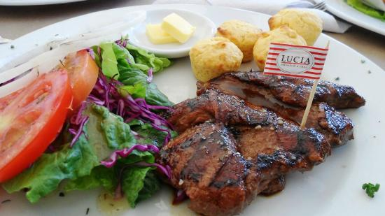 Foto de Lucia Pie House & Grill, Quito: Baby Steak de lomo