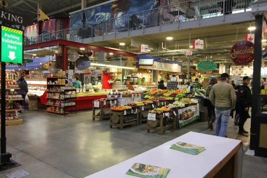 Covent Market: Food