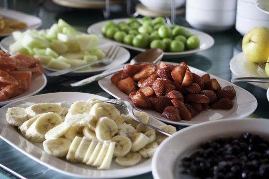 Hideaway Hotel: Breakfast