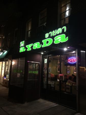 Photo of Asian Restaurant Ayada Thai at 7708 Woodside Ave, Elmhurst, NY 11373, United States