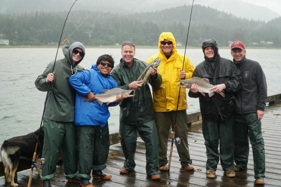 King salmon picture of chum fun charters juneau for Juneau fishing charters