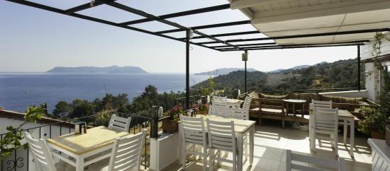 Hideaway Hotel: Roof Terrace