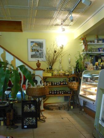 Wyebridge, Kanada: Inside Resturant