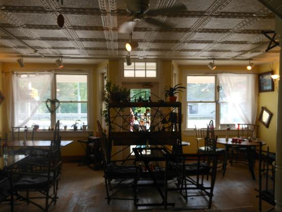 Wyebridge, Kanada: Inside Restaurant