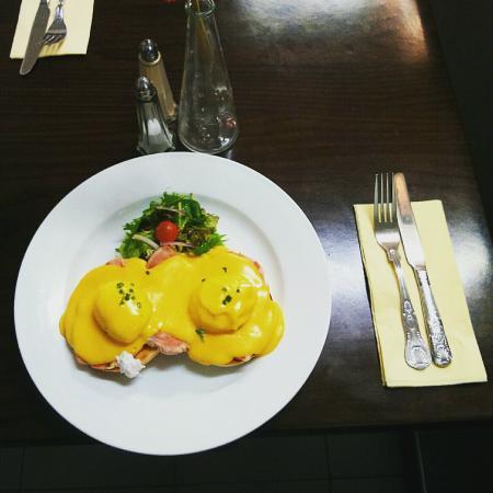 Blue Ginger Cafe Dublin