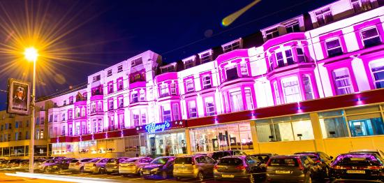 Photo of Tiffany's Hotel Blackpool