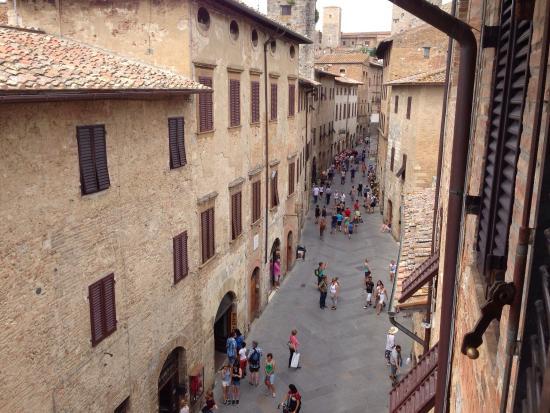 el hotel bel soggiorno en san gimignano. - picture of hotel bel ... - Hotel Bel Soggiorno San Gimignano Tripadvisor 2