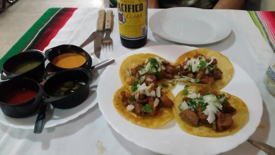 Exquisita comida casera mexicana altamente recomendable for La cocina casera