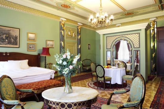 Gallery Park Hotel & Spa, a Chateaux & Hotels Collection: Imperial Suite