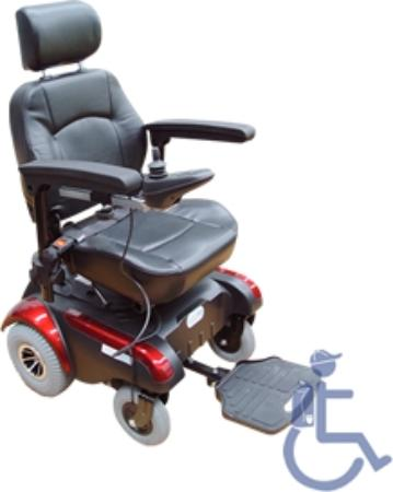 PowerChair - Electric chair - Picture of For Handicap Travelers ...