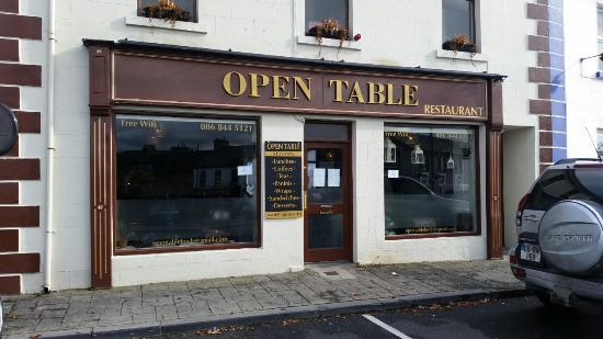 ‪Open Table‬