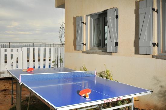 Rozmarin: Teniss table