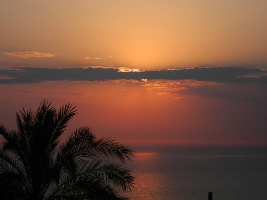Hotel Il Girasole: Sunset