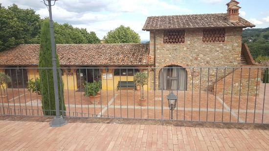 Fontebussi Tuscan Resort : Borgo di Fontebussi