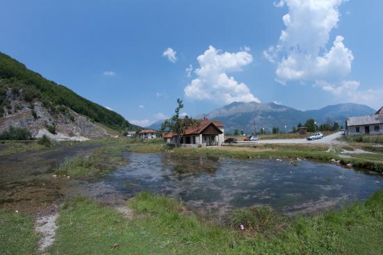 Plav, Montenegro: Ali-Pasha Springs