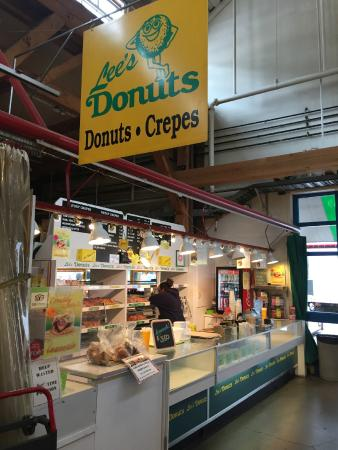Lee's Donuts of Granville Island : Lee's Donuts