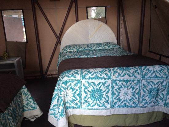 Kumu Camp at the Anahola Beach Retreat