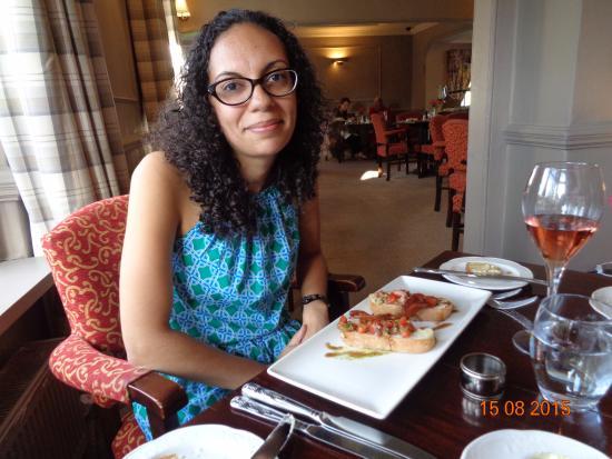 Glanmire, Irlandia: Bruschetta Starter