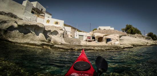 Sea Kayak Milos: Views