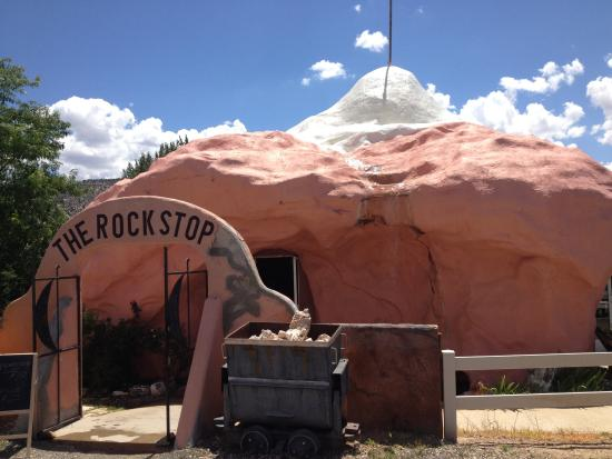 The Rock Stop: The Rock