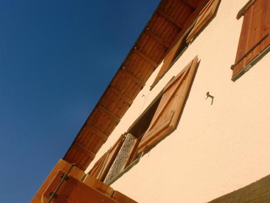 Hotel Terralta: ventanas