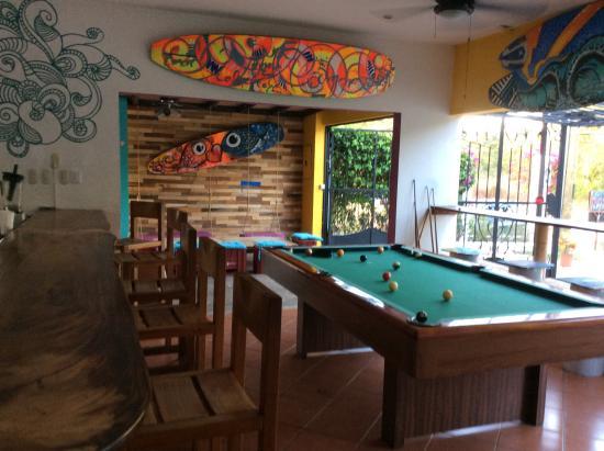Playa Grande Park Hotel: Bar