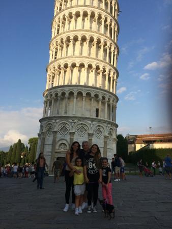 foto de Bellissima storia d'Italia Picture of Torre di Pisa