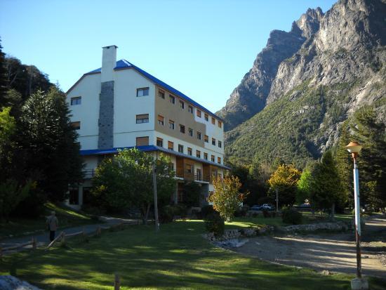 Hotel Alun Nehuen : el hotel
