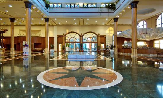 IBEROSTAR Grand Hotel Salome: Interior