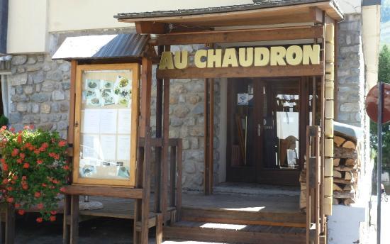 Au Chaudron