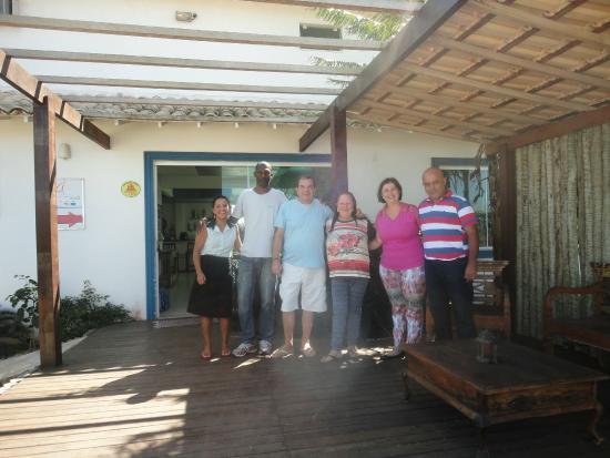 MARINA Vip Club Resort & spa: novos amigos em buzios