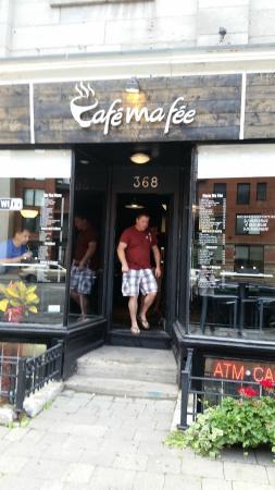 Cafe Ma Fee