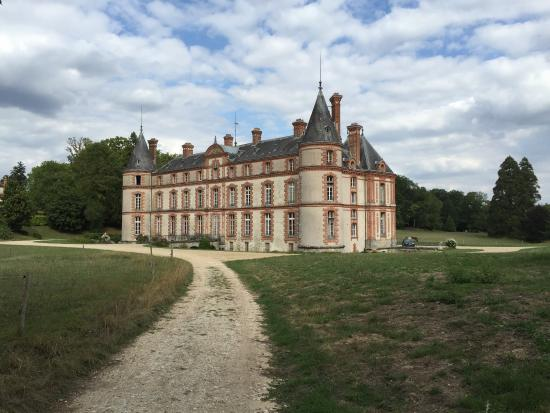chateau de graville picture of le domaine de graville fontainebleau tripadvisor. Black Bedroom Furniture Sets. Home Design Ideas